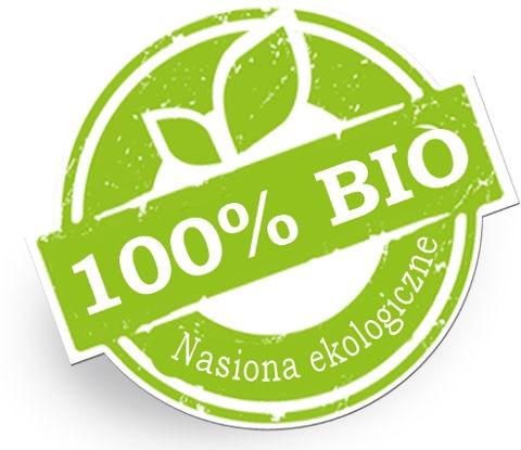 Nasiona 100% Bio logo
