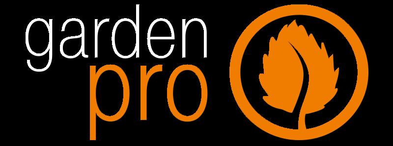 logo garden pro